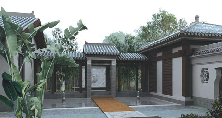 """解析""""新中式""""建筑风格"""