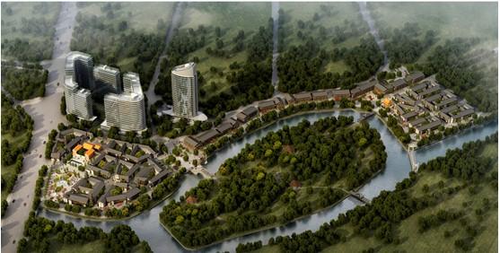 小城镇规划建设存在的问题与规划原则图片