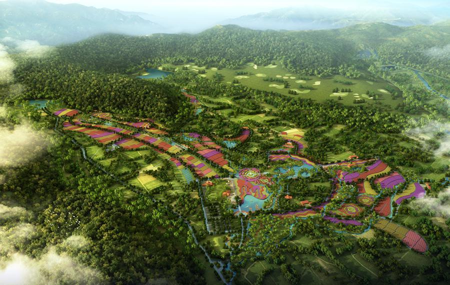 也是获总书记赞赏的玫瑰天堂——海南三亚亚龙湾国际玫瑰谷