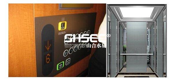 图54电梯示意图