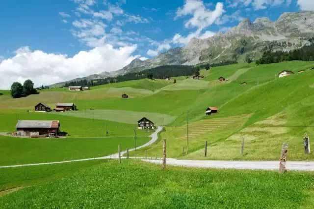 看欧洲生态示范村如何盘活村庄:让乡村回归本真,振兴村庄三产