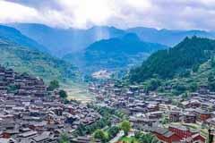 年接待量超600万,caopron|手机官网总收入达49亿,这个偏远贫穷村寨是如何做到的?
