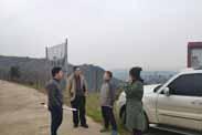 山合水易湖北武汉新洲区田园综合体项目考察,推动新洲区乡村振兴再升级