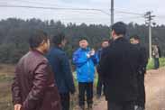 山合水易受邀考察图们江国际文旅度假区项目