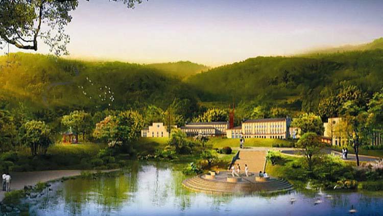 道然湖生态养生度假区